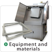 Epuipment and materials